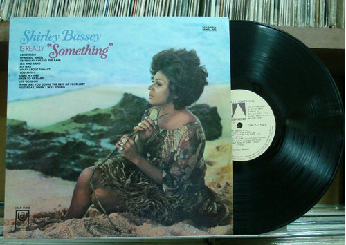 shirley bassey is really something - records 1971 stereo