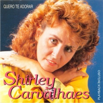 shirley carvalhaes santo amor de deus playback