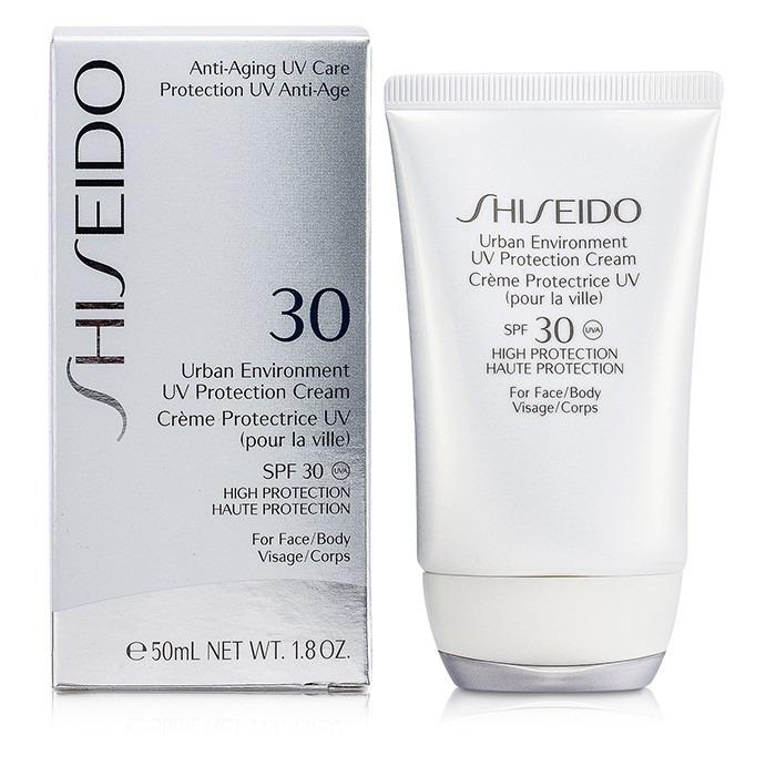 crème shiseido visage