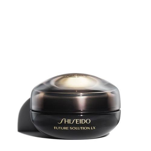shiseido future solution lx eye lip contour creme olhos 15ml
