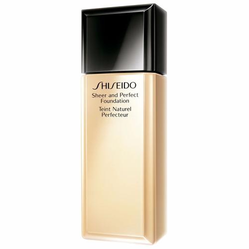 shiseido sheer and perfect foundation 30ml - cor - o80
