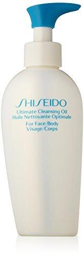 shiseido ultimate limpieza limpia para rostro y cuerpo de