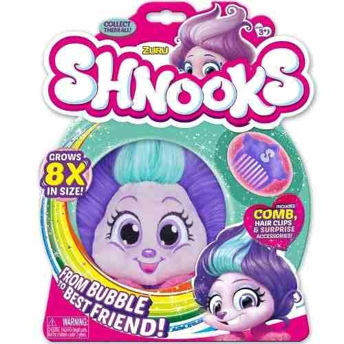 shnooks peluche zuru shay sobre ruedas juguetes