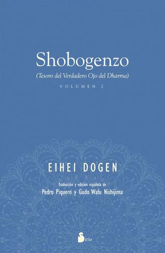 shobogenzo vol 2  de sirio