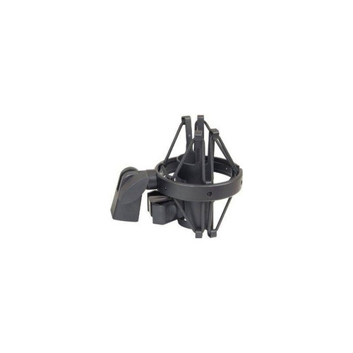 shock mount p/ microfono on stage my-420 audio hm4