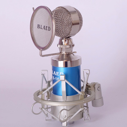 shock mount suporte aranha metal microfone 44 48mm promoção