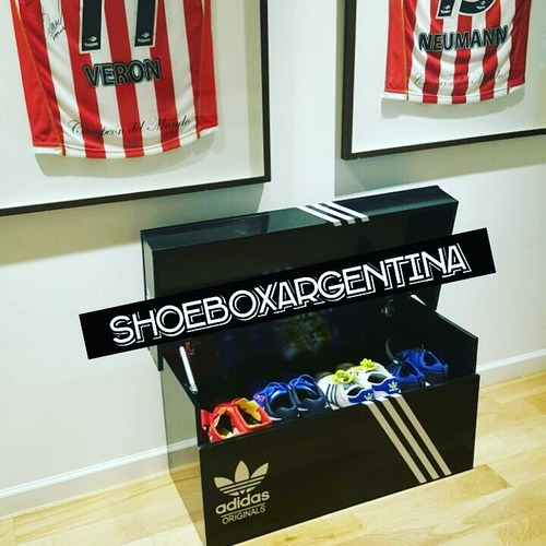 shoe box zapatero para 12/15 pares caja de zapatilla