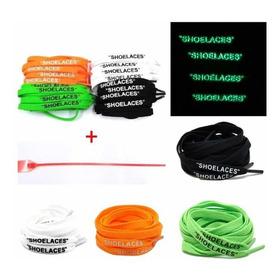 Shoelaces Tipo Off-white (cintas Para Tenis)
