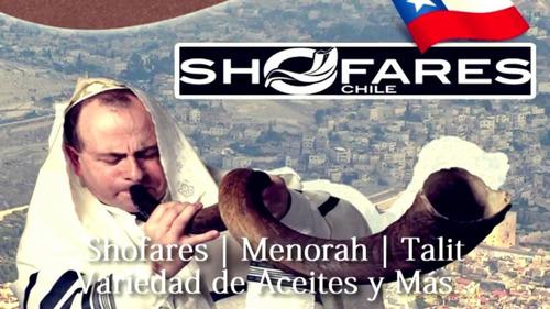 shofar 46 pulgadas ( shofares chile)