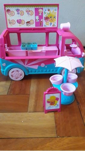 shopkins camion de helados