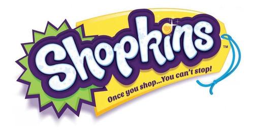 shopkins lil secrets cadeado petshop - dtc 5089