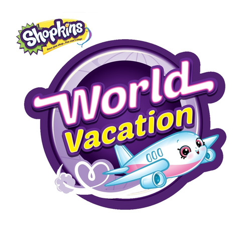 shopkins pack x 2 vacation world temporada 8 celeste