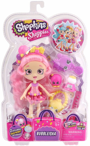 shopkins shoppies - bubbleisha