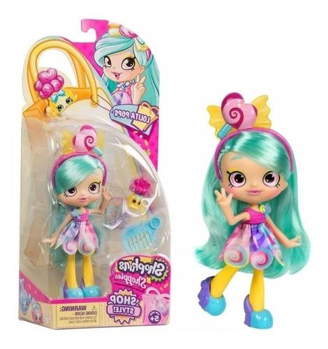 shopkins shoppies muñecas shop style new originales devotoys