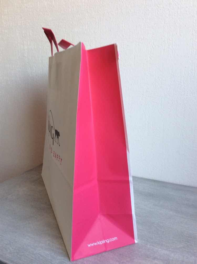 100Originalbolsa De Papel304 Bag En Kipling Shopping 00 tshrdQC