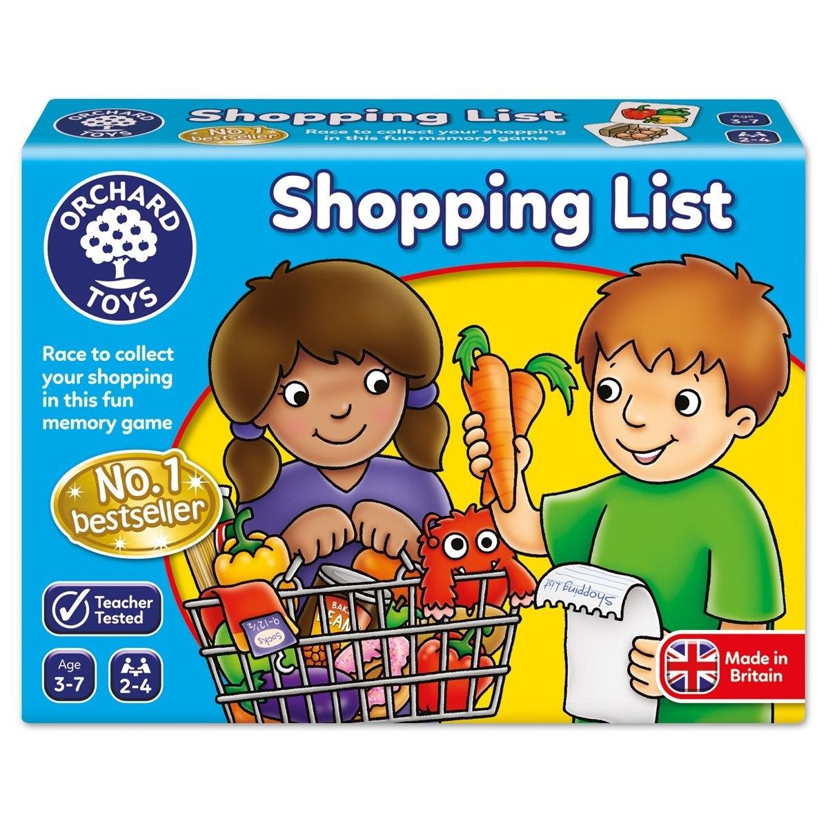 Shopping List Juego De Mesa Para Aprender Ingles 250 00 En