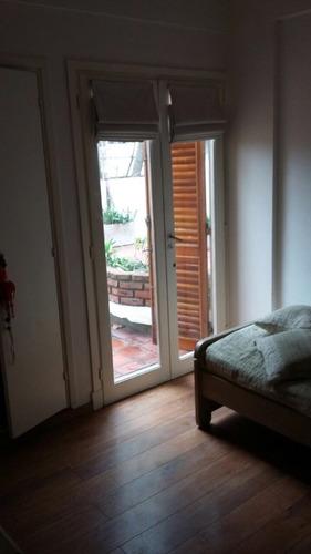 shopping los gallegos : departamento de 4 ambientes , con amplia terraza propia y cochera cubierta.