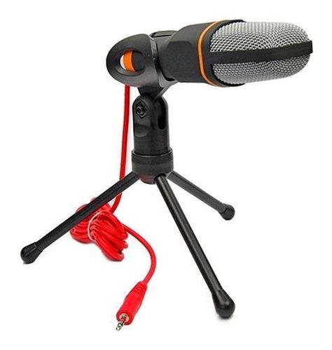shoptech micrófono condensador con tripié + envío gratis!