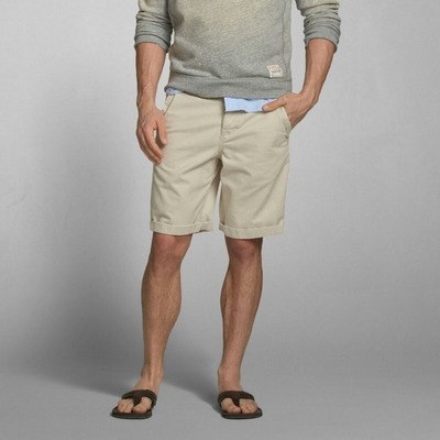 short abercrombie and fitch classic fit talla : 32