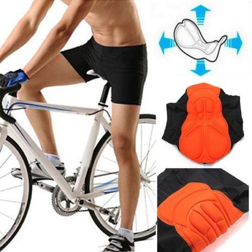 short acolchonado para usar en ciclismo para hombre y mujer