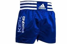 short adidas blanco mma kick boxing ufc muay thai