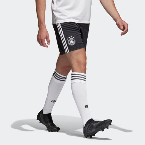 short adidas de alemania mundial 2018 pantalón corto fútbol
