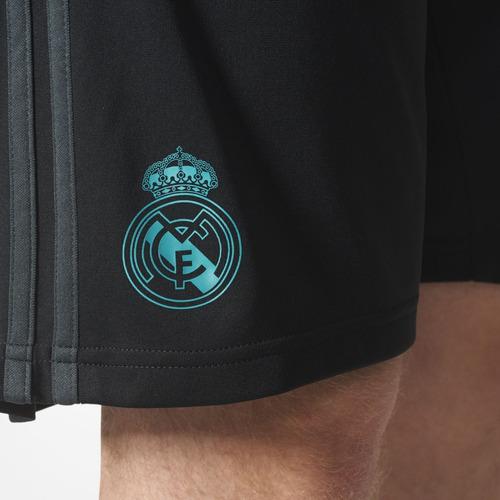 short adidas del real madrid de entrenamiento fútbol hombre