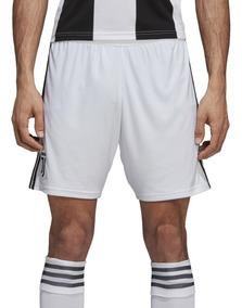 Short adidas Futbol Juventus Home Hombre Blng