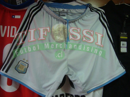 short argentina afa tienda tifossi