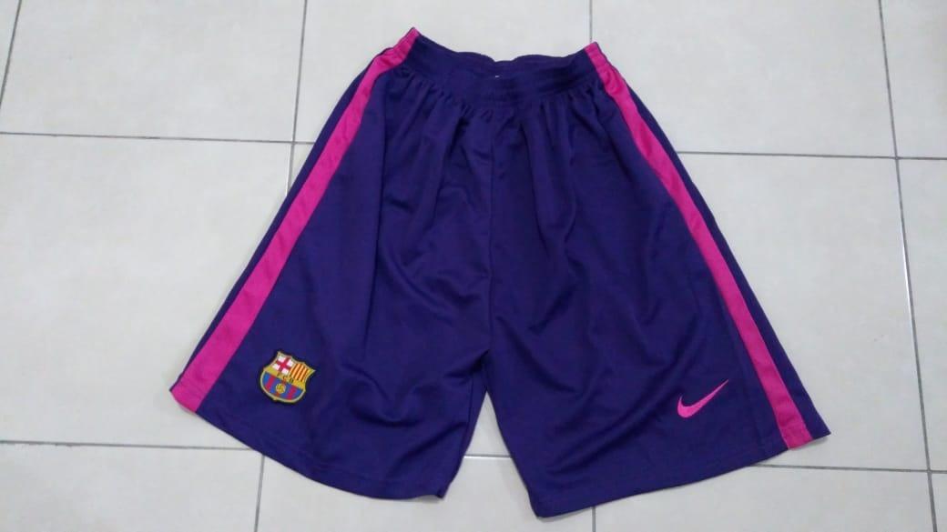 16b4b84c54f90 Short Barcelona Alternativo Morado. Envio Incluido. -   199.00 en ...