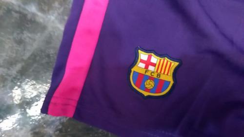 73e44160fdd2c Short Barcelona Morado. Envio Incluido. -   199.00 en Mercado Libre