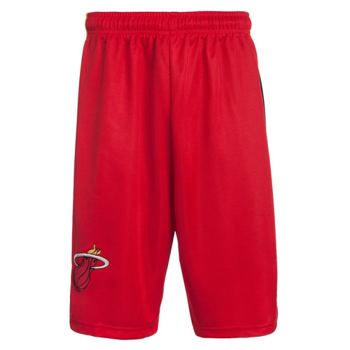 short basquet miami heat lic oficial nba basket adulto niño