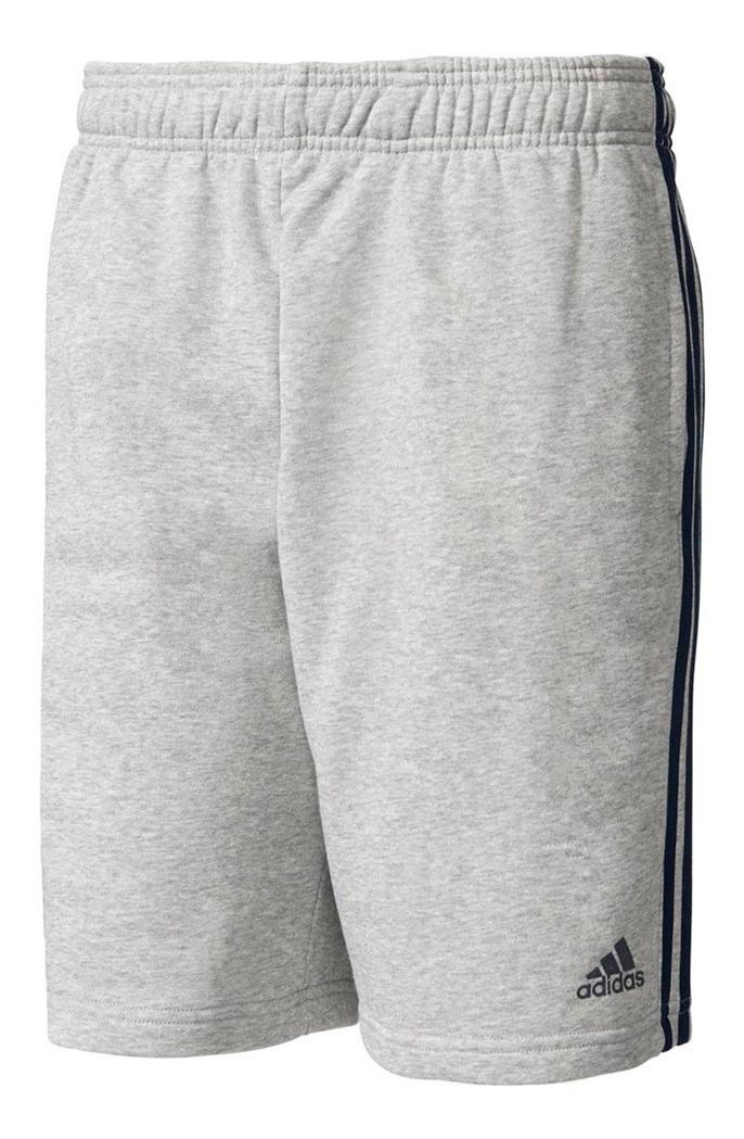 patinar Extremadamente importante nariz  Short Bermuda adidas Essentials De Hombre Algodón - $ 1.190,00 en ...
