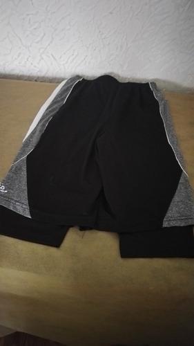 short  bermuda basket con calza incluida talle 10_12