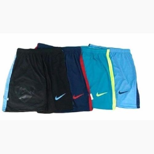 short bermuda futebol