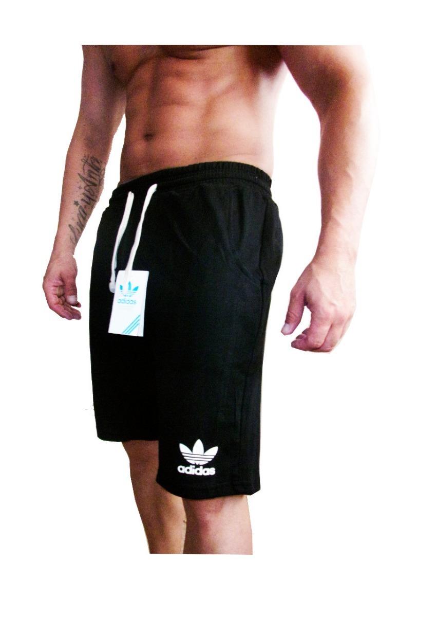 1d561ab479 Algodon 589 Q1o6wwn Hombre Short Rustico Bermuda Adidas Original´s 100  wqwHZ41r
