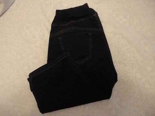 short bermuda jeans maternal talla m