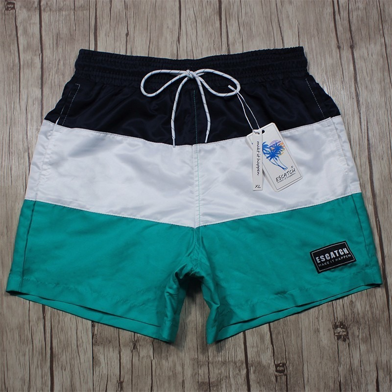 910a93e9d short bermuda masculina tactel listrado - praia - curta. Carregando zoom.