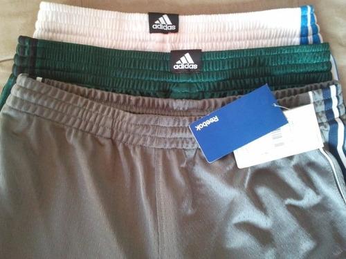 short caballero adidas reeboktalla m, l 100% orig cod13 8 24