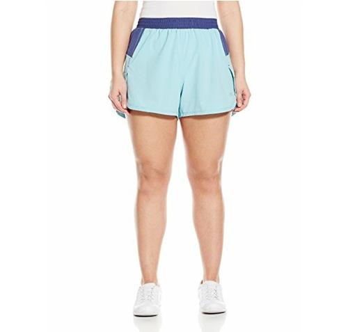 short champion color aqua azul tallas extra 1x 2x