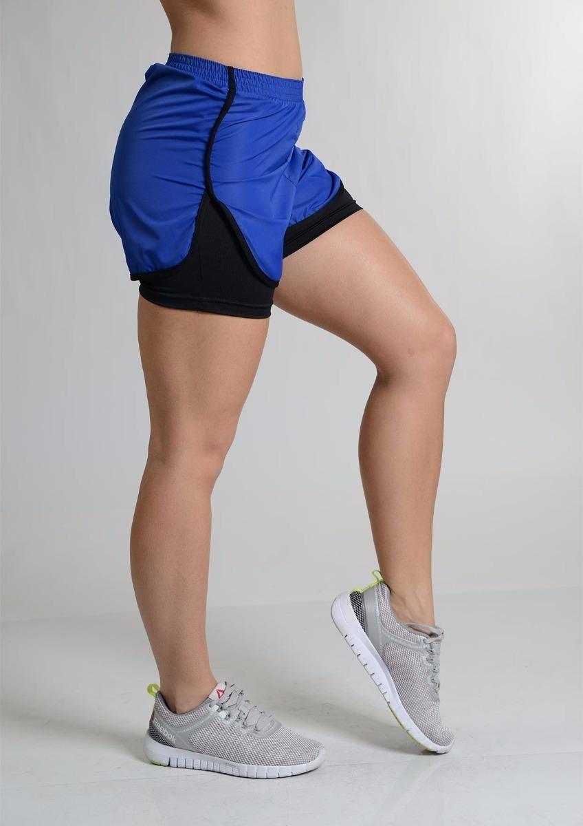 Short Con Calza Essen Deportiva Running Crossfit Schnell -   599 c29ad2d3fcd8