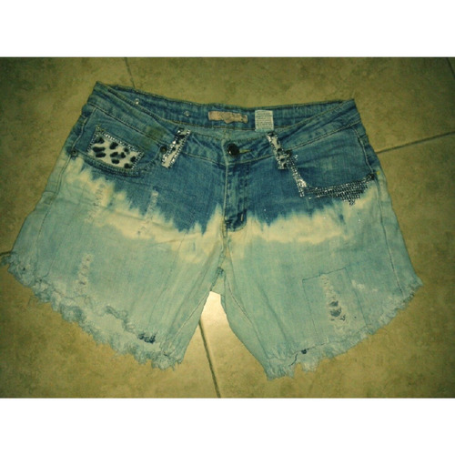 short dama jean de moda