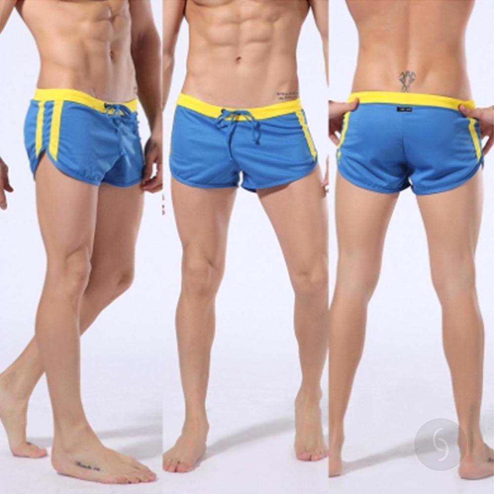 690dfada7f4a1 short de banho esportivo   cueca ou calção sunga masculino. Carregando zoom.