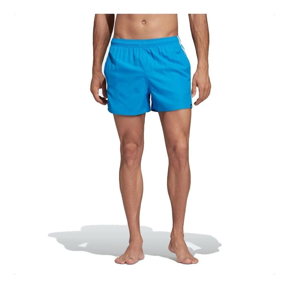 6e0704743bf8 Short De Baño adidas 3 Stripes Hombre