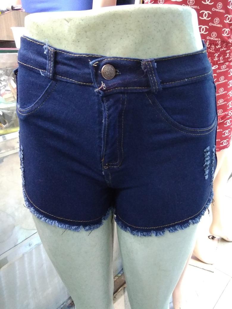 991fb6bf60 Short De Damas Cortos Jeans Tallas S M L Estrech A La Moda - Bs ...