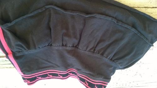 short de nena marca puma tipo pollerita con calzas internas