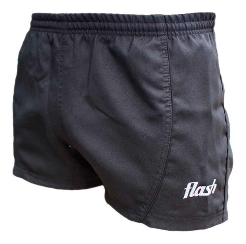 short de rugby sin bolsillos para adultos flash irb - 3001