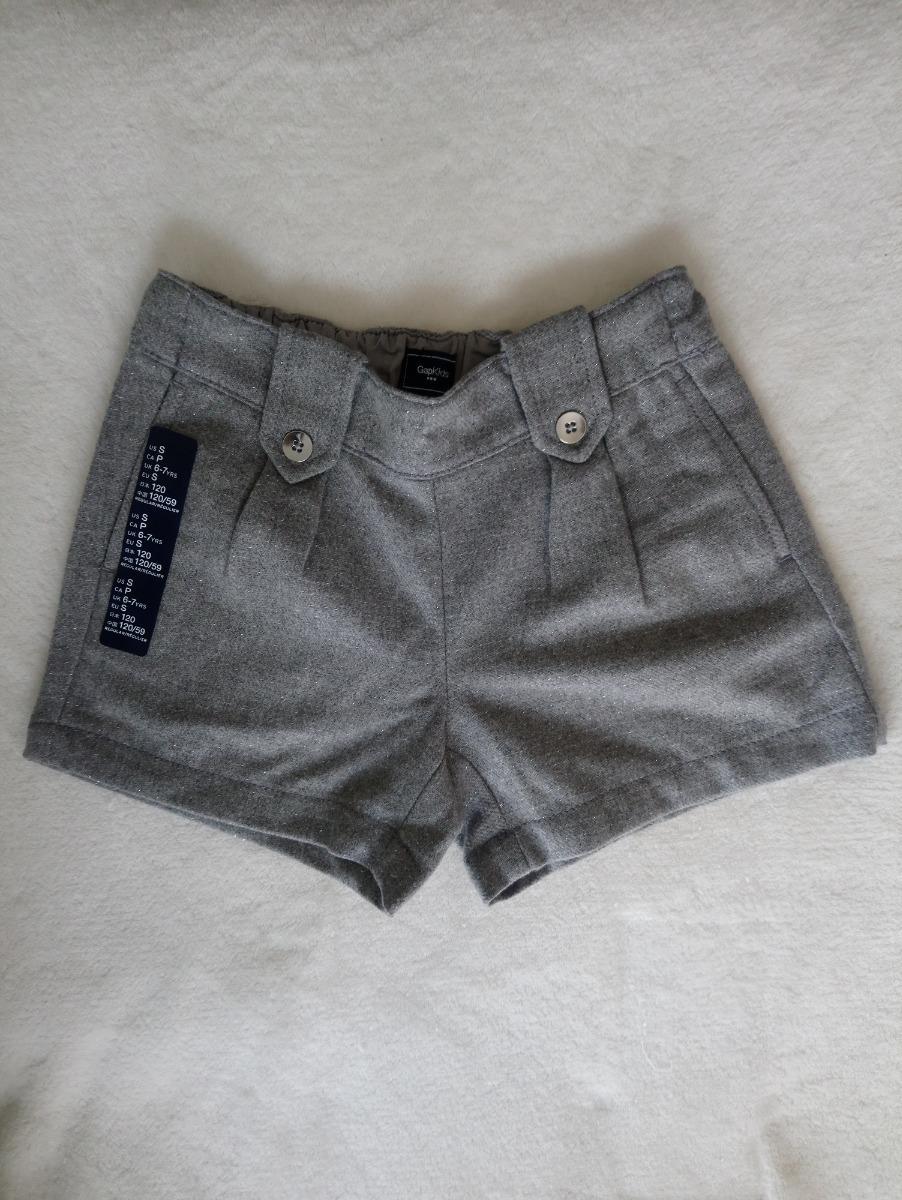 Short De Vestir Gap Niña 6 7 Años