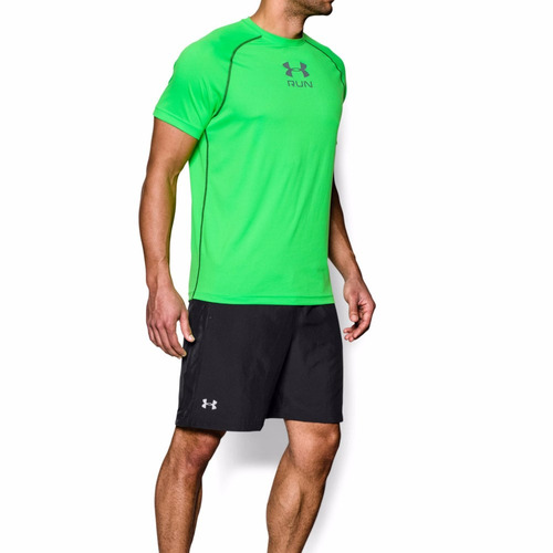 short deportivo under armour ua launch 7  solid short
