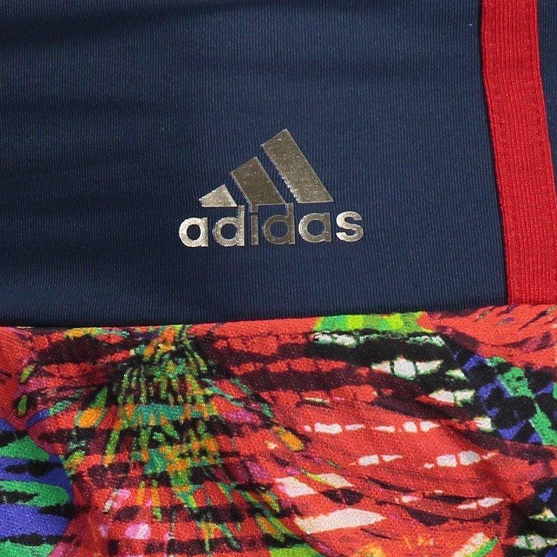 ddf9be87f Short Duplo adidas Salinas Feminino - R$ 49,90 em Mercado Livre